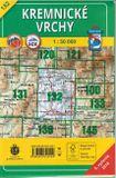 Turistická mapa 132 Kremnické vrchy 1: 50 000