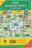 Turistická mapa 137 Tríbeč - Pohronský Inovec - Topoľčianky 1 : 50 000