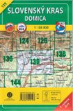 Turistická mapa 139 Slovenský kras - Domic 1 : 50 000