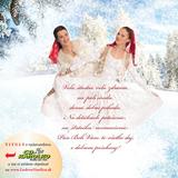 Lenka a Evka Bacmaňákové - Zbojná - Najkrajšie Vianoce CD
