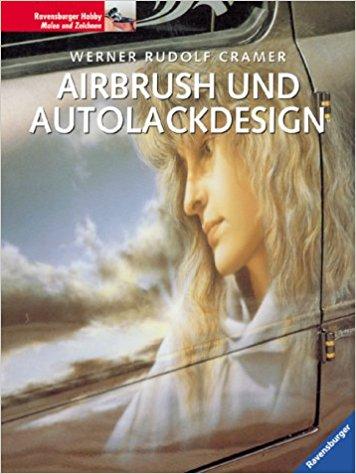 Airbrush und Autolackdesign