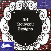 Art Nouveau Designs + CD