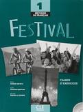 Festival - 1 Cahier d´exercices