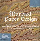 Marbled Paper Design + CD