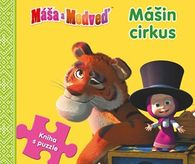 Máša a medveď - Mášin cirkus