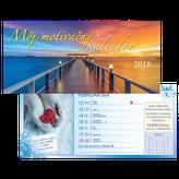 Môj motivačný kalendár 2018