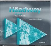 New Headway Advanced Class Audio CDs 2