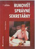 Rukověť správne sekretářky