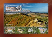 Slovenské hrady a zámky pohľadom vtákov / Slovak Castels from a Bird´s Eye View