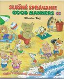 Slušné správanie Good manners - leporelo