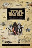 Star Wars - Galaktický atlas (Hvězdné mapy + plánky + bojové scény + časové osy)