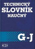 Technický slovník naučný G-J 3. svazek