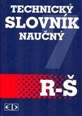 Technický slovník naučný R-Š 7. svazek