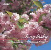 Tóny lásky - romanticko-relaxačná hudby CD