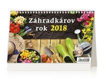 Záhradkárov rok 2018