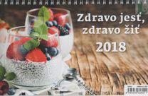 Zdravo jesť, zdravo žiť 2018