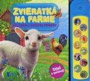 Zvieratká na farme - zvukové leporelo