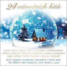 24 vánočních hitů CD