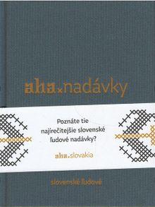 Aha - Nadávky , slovenské ľudové