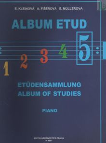 Album Etud 5