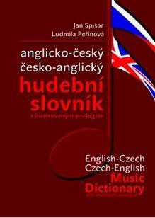 Anglicko-český a česko-anglický hudební slovník