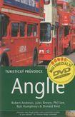 Anglie turistický pruvodce + DVD