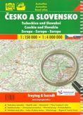 Autoatlas Slovensko 1:150 000 (cestujeme bez okuliarov)