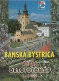 """Banská Bystrica - ortofotomapa 1 """" 6000"""