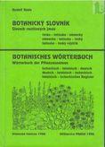 Botanický slovník - Slovník rostlinných jmen