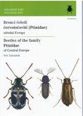 Brouci čeledi červotočovití(Ptinidae)střední Evropy/Beetles of the family Ptinidae of Central Europe