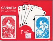 Canasta Alfons Mucha, Fresh Collection