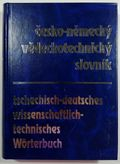 Česko-německý vědeckotechnický slovník - Tschechisch-deutsches wissen..