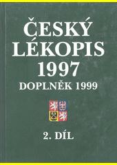 Český lékopis 1997 1. - 3. zv.
