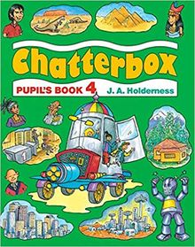 Chatterbox 4 - Pupiľs Book