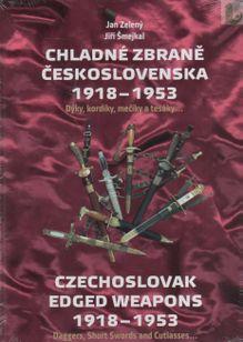 Chladné zbraně Československa 1918-1953