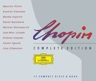 Chopin: Complete Edition; Deutsche Grammophon 463047-2; 17CD set