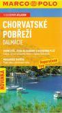 Chorvatské pobřeží - Dalmacie s cestovním atlasem 2008