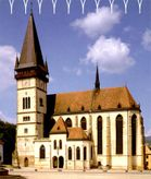 Chrám sv.Egídia v Bardejove