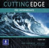 Cutting Edge Pre-intermediate Class: Pre-Intermediate Class CD 1 and 2