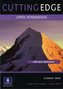 Cutting EDGE Upper Intermediate with mini-dicitionary Student´s Book