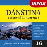 Dánština - cestovní konverzace + CD