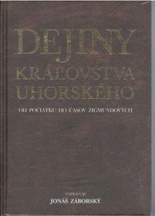 Dejiny kráľovstva Uhorského