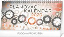 Stolový kalendár Plánovací SK 2020, 25 x 12,5 cm