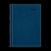 Diár Praktik Denný A6 2019 Modry
