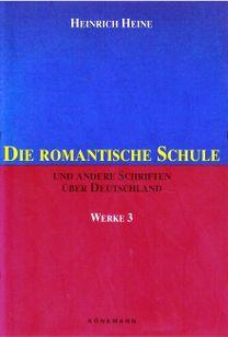 Die Romantische Schule Werke 3 (German Edition)