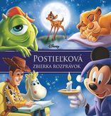 Disney - Postieľková zbierka rozprávok