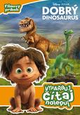Dobrý dinosaurus - Filmový príbeh - vyfarbuj, čítaj, nalepuj