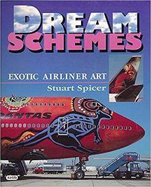 Dream Schemes Exotic Airliner Art