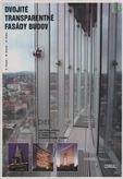Dvojité transparentné fasády budov 1