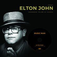 Elton John - Showman telom aj dušou s DVD